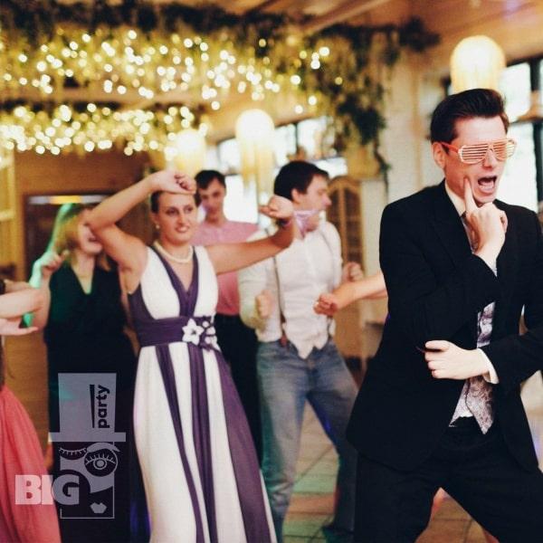 BIG PARTY: kāzu/jubileju vadītājs KĀZAS, BANKETI / ведущий свадеб/юбилеев СВАДЬБЫ, БАНКЕТЫ И ТОРЖЕСТВА