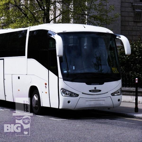 BIG PARTY Jūs varat pasūtīt transfēras taksi, mikroautobusu vai pat limuzīnu / В BIG PARTY Вы можете заказать трансфер такси, микроавтобус, автобус или даже лимузин