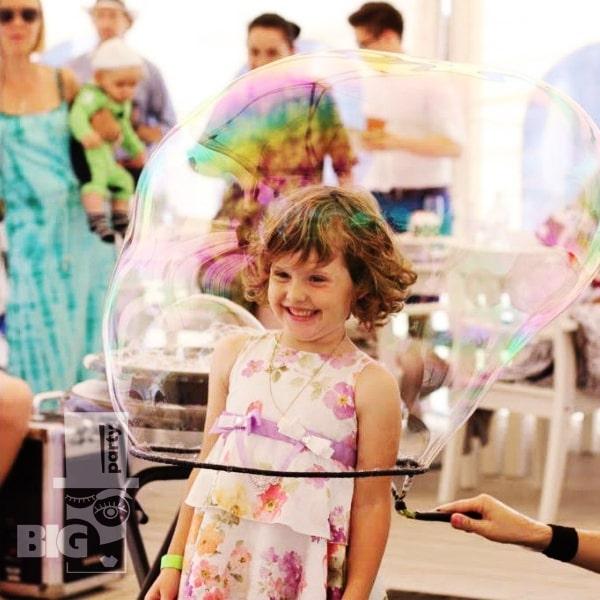 BIG PARTY: BĒRNU PASĀKUMI burbuļu šovs / ДЕТСКИЕ ПРАЗДНИКИ шоу мыльных пузырей