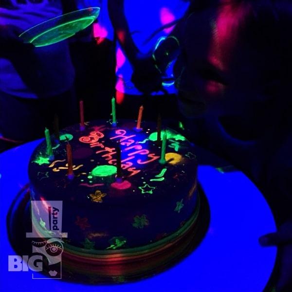 BIG PARTY: SVĒTKU KŪKA dzimšanas diena / ПРАЗДНИЧНЫЙ ТОРТ день рождения